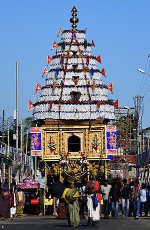 Kalpathi Ratholsavam - Kalpathi Ratholsavam