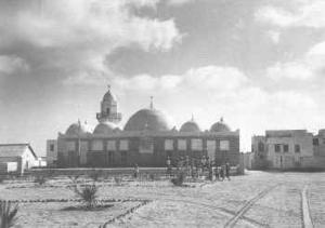 Kamaran - Mosque from the Turkish era