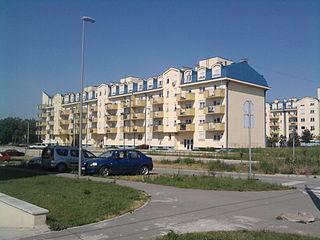 Kamendin Place in City of Belgrade, Serbia