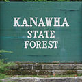 Kanawha State Forest - Entrance Sign-square.jpg