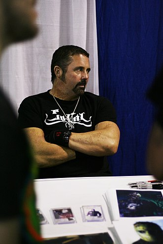 Kane Hodder - Hodder at the 2007 Pittsburgh Comicon.