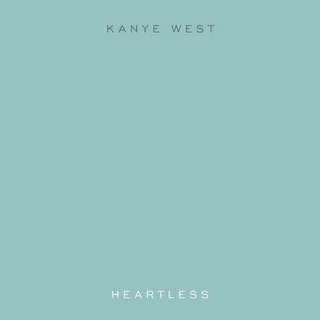 Heartless (Kanye West song) 2008 single by Kanye West