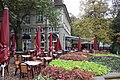 """Karlsruhe, """"Am Tiergarten"""" Hotel & Cafe-Restaurant, Bild 1.JPG"""
