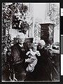 Karoline og Bjørnstjerne Bjørnson på besøk hos Jacob Hegel, Skovgaard, Danmark, ca. 1902 - no-nb digifoto 20160714 00003 bldsa BB0558.jpg