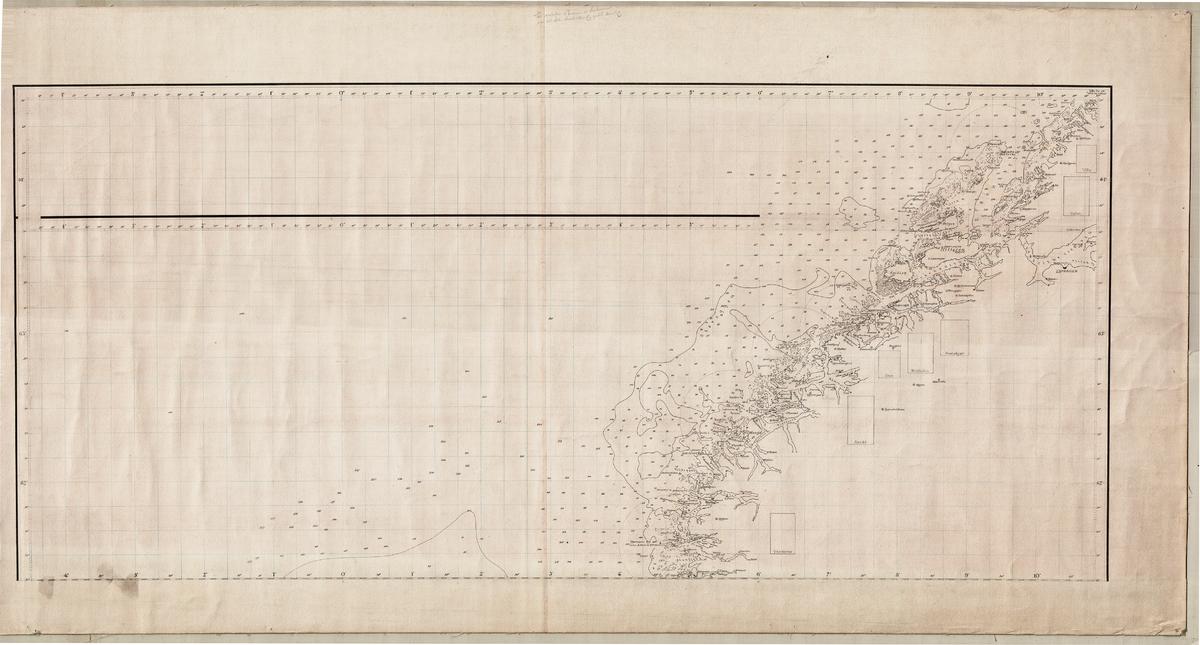 File:Kart over kysten utenfor Trøndelag og Møre og Romsdal ...