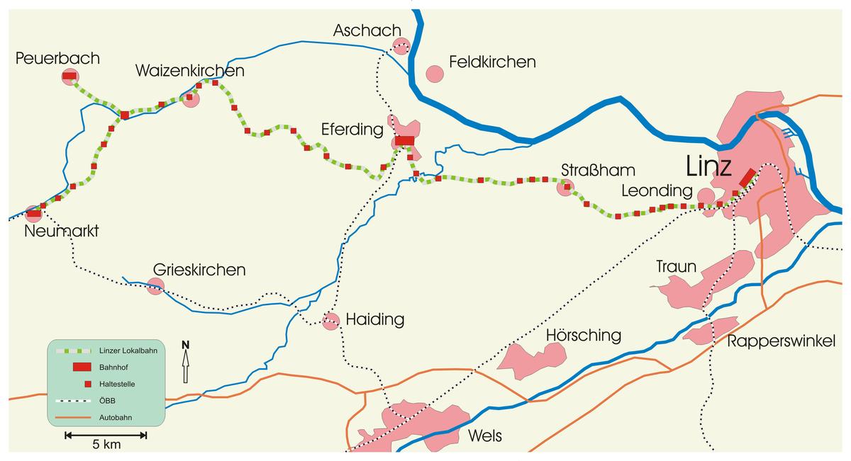Linzer Lokalbahn Wikipedia