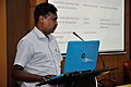 Karunakaram Suryanarayana Murali - Individual Presentation - VMPME Workshop - Science City - Kolkata 2015-07-17 9601.JPG