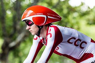 Katarzyna Pawłowska Polish racing cyclist