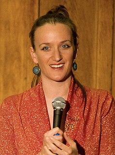 Kate Smurthwaite British comedian