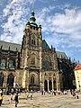 Katedrála Svatého Víta, Hradčany, Praha, Hlavní Město Praha, Česká Republika (48791560548).jpg