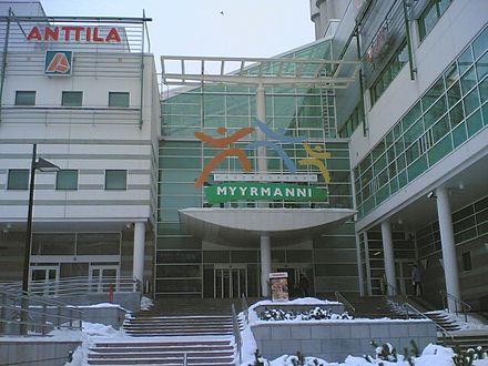 Kamppi Center - WikiVisually