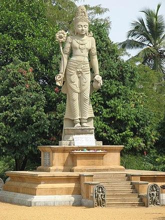 Kelaniya Raja Maha Vihara - Image: Kelaniya 006