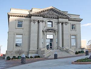 Kenton County Public Library - Covington Public Library (1904)