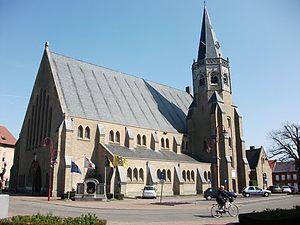 Ardooie - Image: Kerk Ardooie
