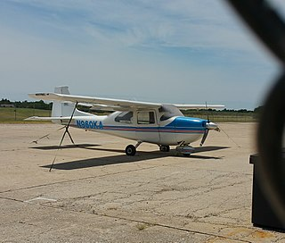 Kestrel KL-1 1990s American single-engined aircraft