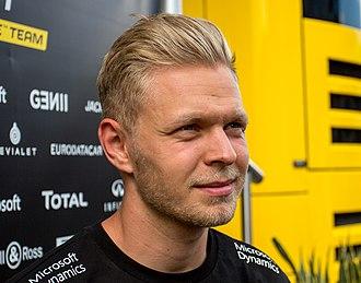 Kevin Magnussen - Magnussen at the 2016 Austrian Grand Prix