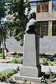Khachatur Abovyan statue in Armenia 03.JPG