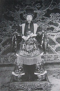 Khải Định Emperor of Đại Nam under French protectorate of Annam and Tonkin