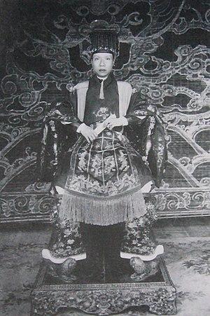 Khải Định - Emperor Khải Định