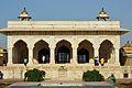 Khas Mahal - Western Facade - Agra Fort - Agra 2014-05-14 4183.JPG
