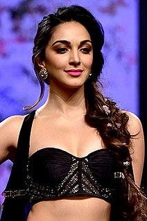 Kiara Advani Indian film actress