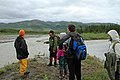 Kids Camp Goers at Teklanika River (8571568641).jpg