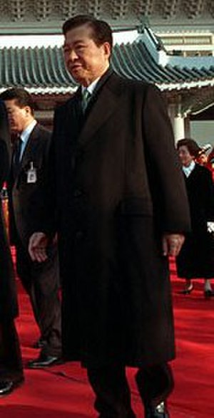 1996–97 strikes in South Korea - Kim Dae-Jung 2002
