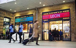 Leon Restaurants British restaurant chain
