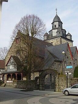 Kirche (Leihgestern)