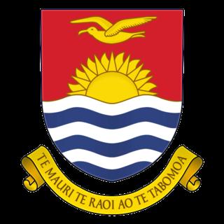 Coat of arms of Kiribati coat of arms