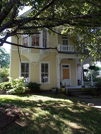 National Register of Historic Places listings in Independence County, Arkansas - Image: Kirk House 11 June 2016