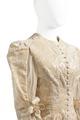 Klänningsliv, detalj. Foto till boken: Ett sekel av dräkt och mode ur de Hallwylska samlingarna - Hallwylska museet - 89335.tif