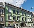 Klagenfurt Voelkermarkter Strasse 5 Buergerhaus von 1836 14082016 3738.jpg