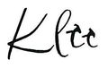 Klee autograph.png