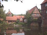 Kloster Wienhausen Muehle