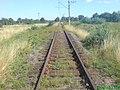 Koło przejazdu kolejowego na ul. Zagrodniczej - nucek - panoramio.jpg