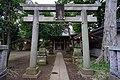 Kohaku-jinja(Chofu) Torii.jpg