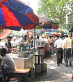 Kolkata Chowringhee Footpath.jpg