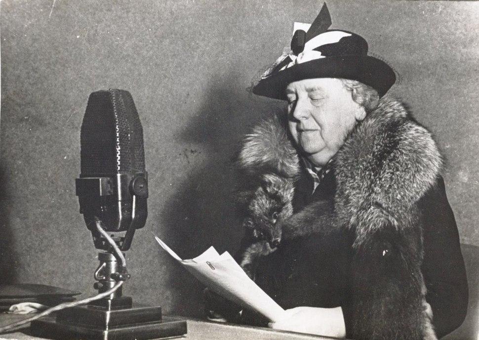 Koningin Wilhelmina Radio Oranje II