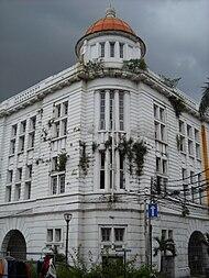 bangunan kota tua di jakarta