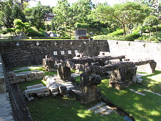 Kowloon Walled City Park - The Old South Gate in Kowloon Walled City Park