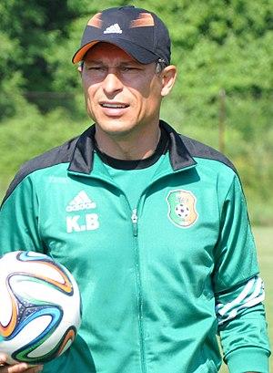 Krasimir Balakov - Balakov in 2014