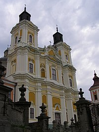 Kremenec, Ukrajinský ortodoxní kostel 01.jpg