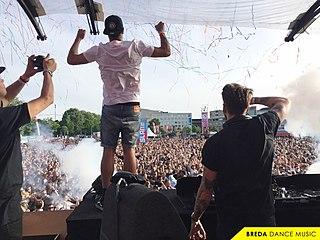 Kris Kross Amsterdam Dutch DJ trio