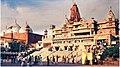 Krishna janmbhoomi and shahi eidgah.jpg