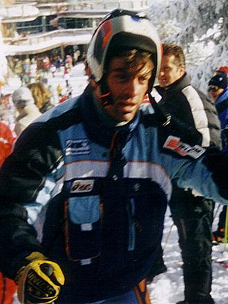 Kristian Ghedina - Ghedina in January 2000