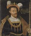 Kristoffer, 1418-48, av Bayern konung av Danmark Norge och Sverige - Nationalmuseum - 15050.tif