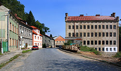 Krnsko, local street.jpg