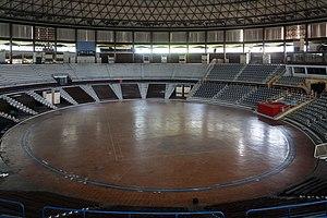 Stadium Negara - Interior of Stadium Negara in 2014