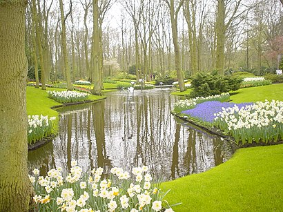 How to get to Kkeukenhof with public transit - About the place